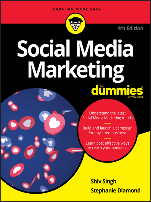 Social media marketing for dummies [electronic resource].