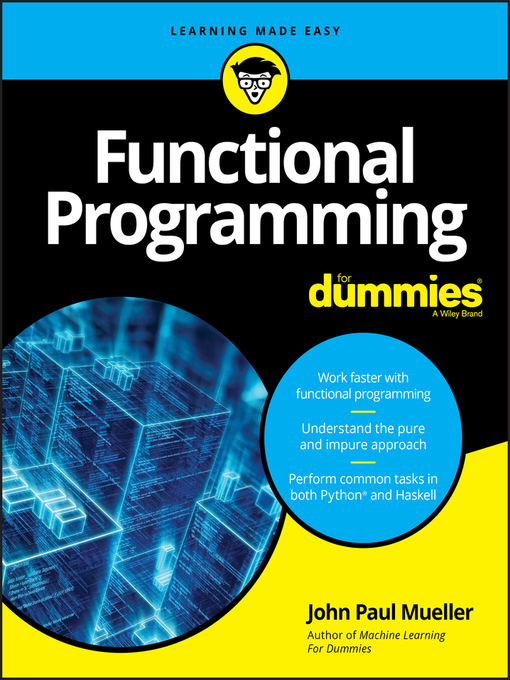 Cover of Functional Programming For Dummies