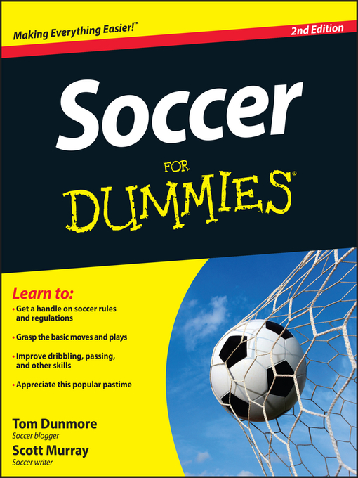 Title details for Soccer For Dummies by Thomas Dunmore - Available