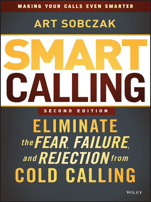 Title details for Smart Calling by Art Sobczak - Available