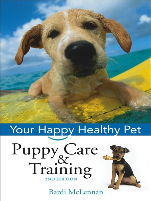 Title details for Puppy Care & Training by Bardi McLennan - Wait list
