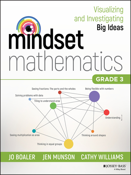 Cover of Mindset Mathematics