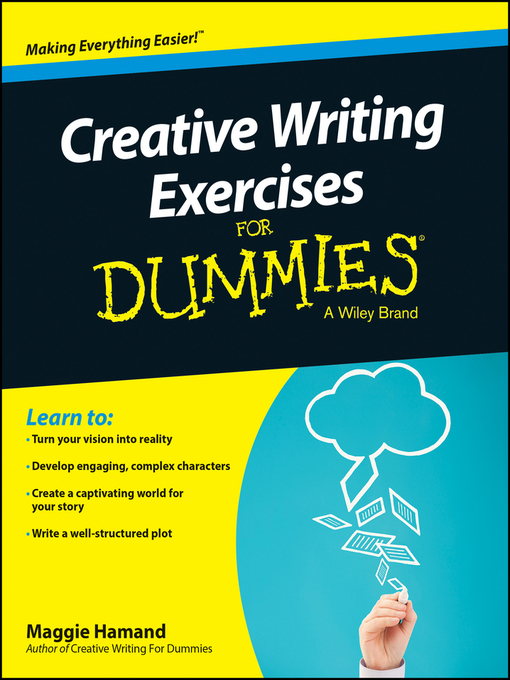 Title details for Creative Writing Exercises For Dummies by Maggie Hamand - Wait list
