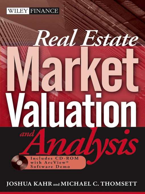 Title details for Real Estate Market Valuation and Analysis by Joshua Kahr - Available