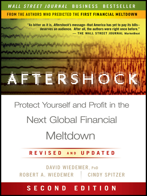 Title details for Aftershock by David Wiedemer - Available