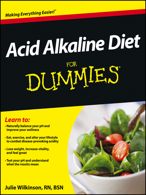 Title details for Acid Alkaline Diet For Dummies by Julie Wilkinson - Available