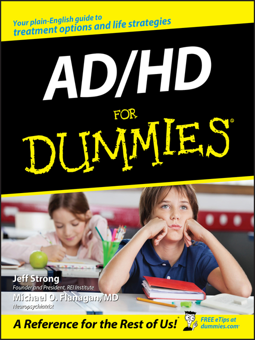 Title details for AD / HD For Dummies by Jeff Strong - Available