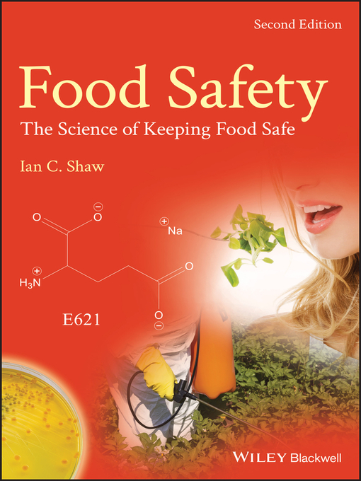 Title details for Food Safety by Ian C. Shaw - Available