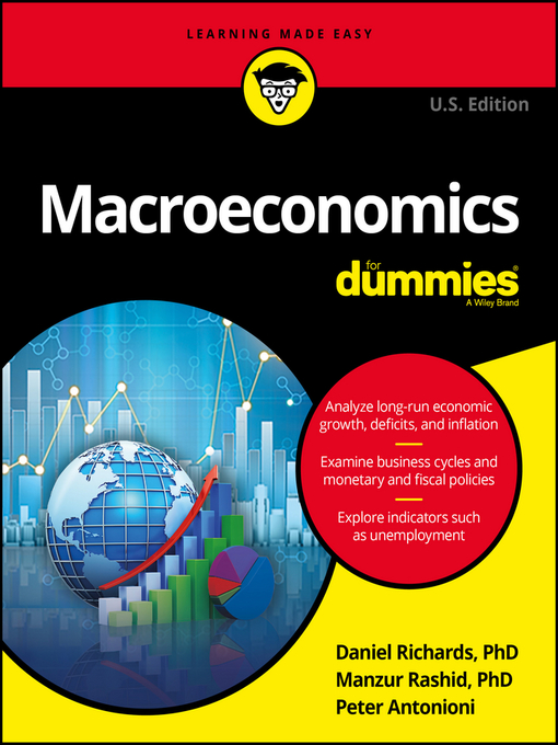 Title details for Macroeconomics for Dummies by Dan Richards - Available