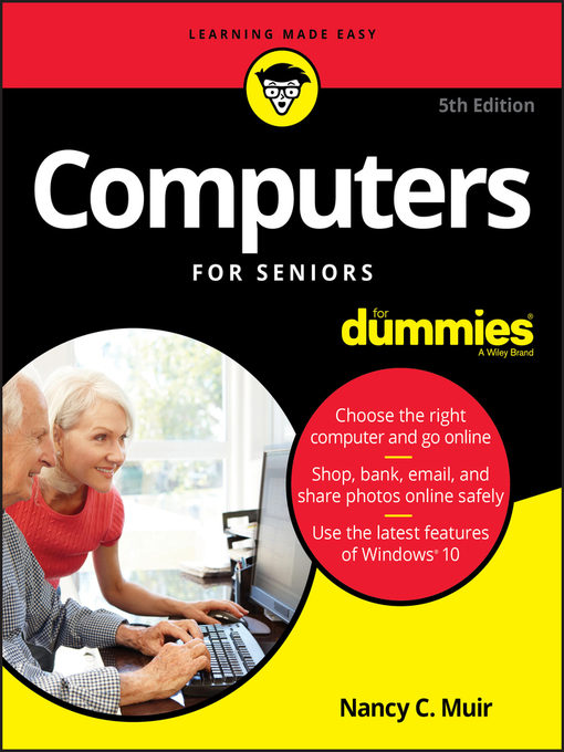 Title details for Computers For Seniors For Dummies by Nancy C. Muir - Wait list