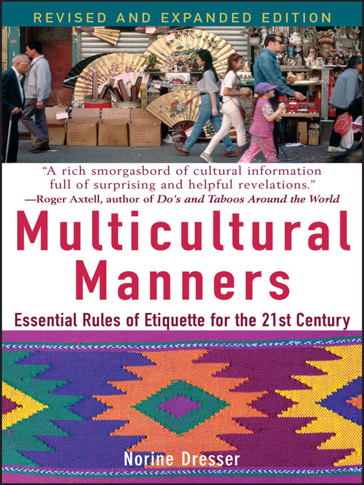 Title details for Multicultural Manners by Norine Dresser - Available