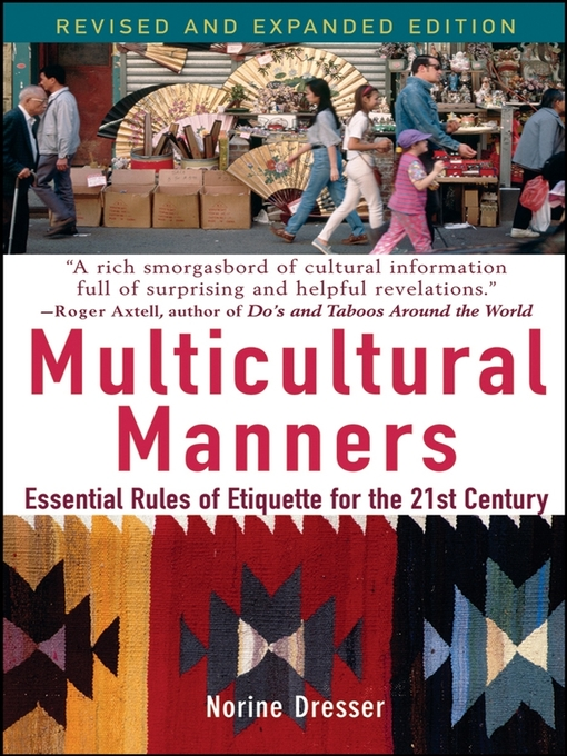 Cover of Multicultural Manners