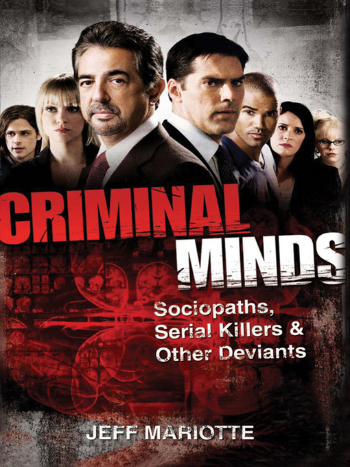 "criminal minds essay Essay is ""criminal minds"" it is a police procedural"" about a team of profilers in the fbi's behavioral analysis units (criminal minds 2014."