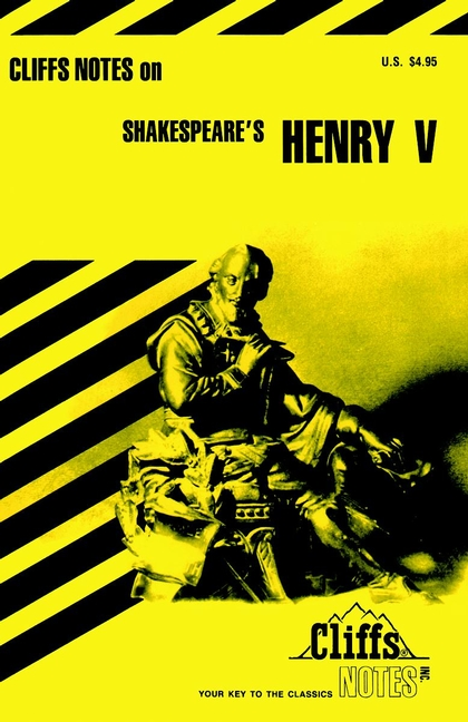 Title details for CliffsNotes on Shakespeare's Henry V by Jeffery Fisher - Available