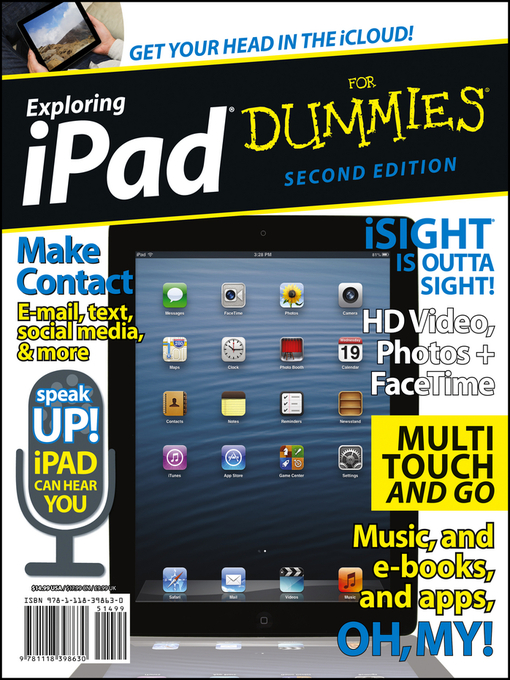 Title details for Exploring iPad For Dummies by Galen Gruman - Available