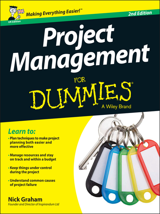 Title details for Project Management for Dummies by Nick Graham - Available
