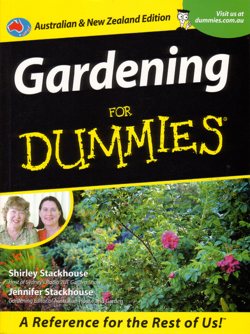 Title details for Gardening For Dummies by Shirley Stackhouse - Available