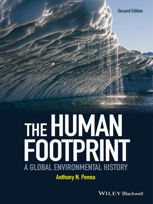 Title details for The Human Footprint by Anthony N. Penna - Available