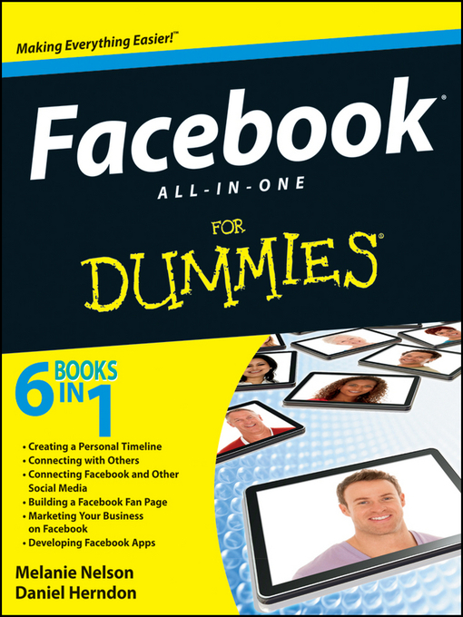 Title details for Facebook All-in-One For Dummies by Melanie Nelson - Wait list