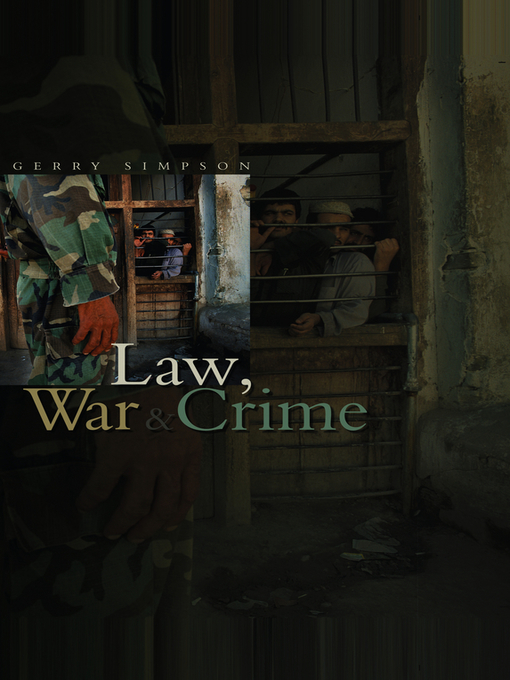 Title details for Law, War & Crime by Gerry J. Simpson - Available