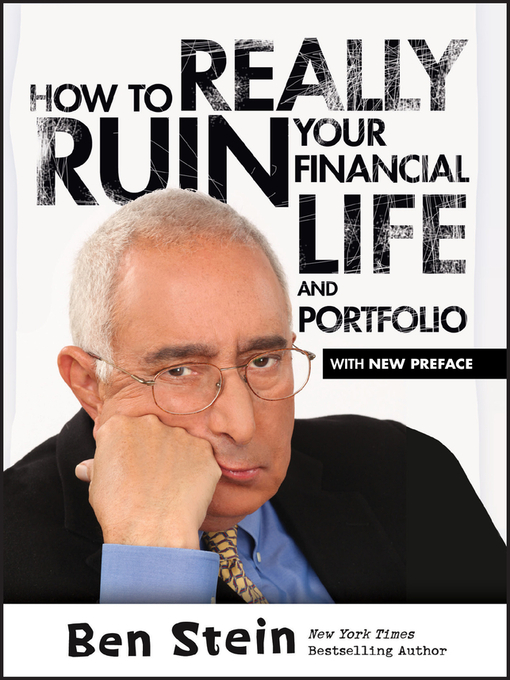 Cover of How to Really Ruin Your Financial Life and Portfolio