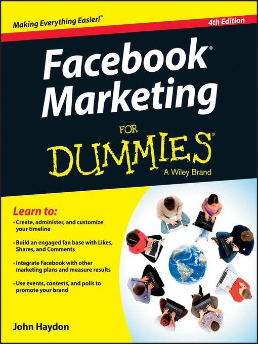 Title details for Facebook Marketing For Dummies by John Haydon - Available
