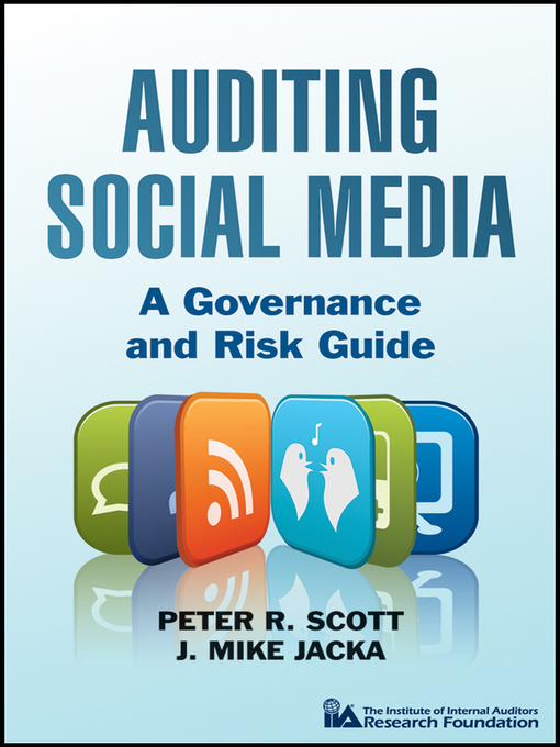 Title details for Auditing Social Media by Peter R. Scott - Available