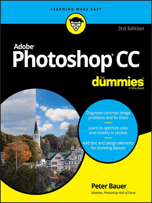 Title details for Adobe Photoshop CC For Dummies by Peter Bauer - Wait list