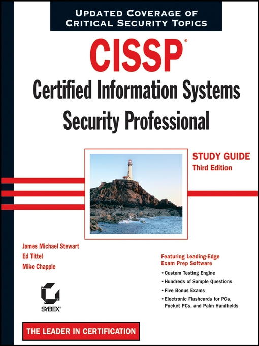 Cissp National Library Board Singapore Overdrive