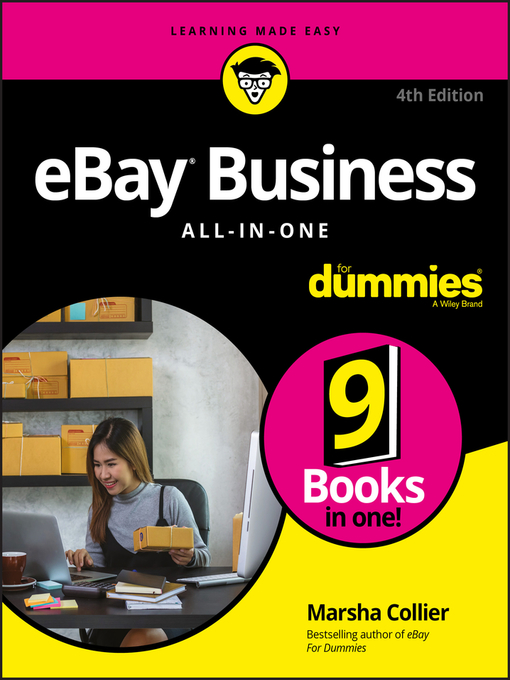 Title details for eBay Business All-in-One For Dummies by Marsha Collier - Wait list