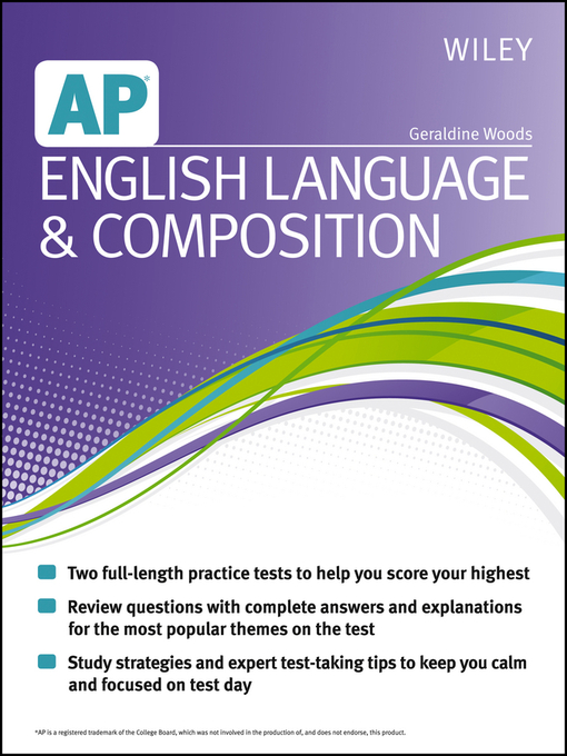 English composition 1 practice test