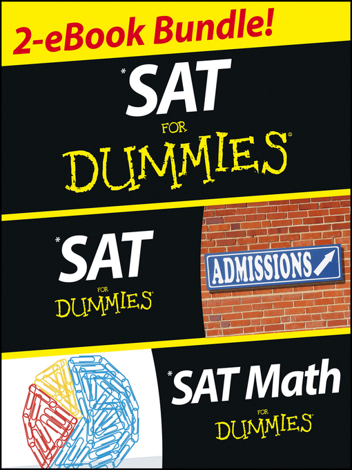 Title details for SAT For Dummies, Two eBook Bundle by Geraldine Woods - Available