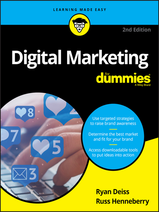 Title details for Digital Marketing For Dummies by Ryan Deiss - Wait list
