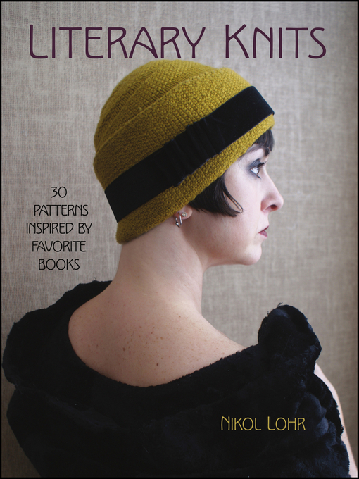 Title details for Literary Knits by Nikol Lohr - Wait list