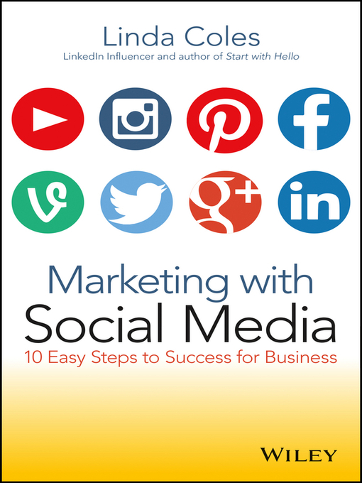 Title details for Marketing with Social Media by Linda Coles - Wait list