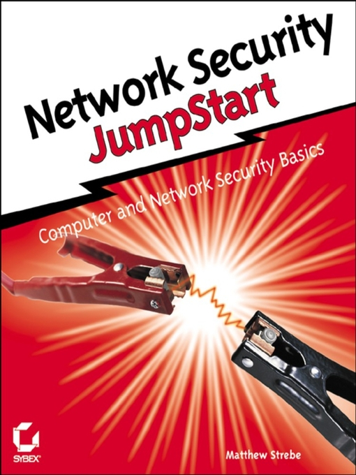 Title details for Network Security JumpStart by Matthew Strebe - Available