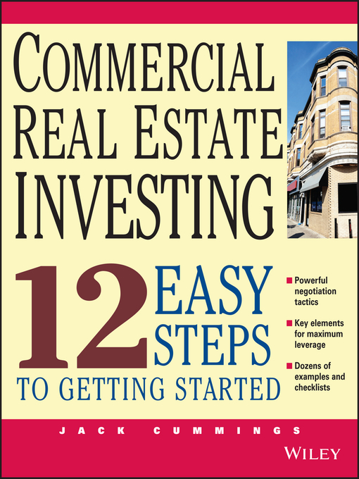 Title details for Commercial Real Estate Investing by Jack Cummings - Available