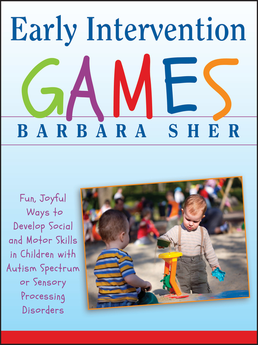 Title details for Early Intervention Games by Barbara Sher - Wait list
