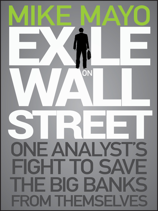 Cover of Exile on Wall Street