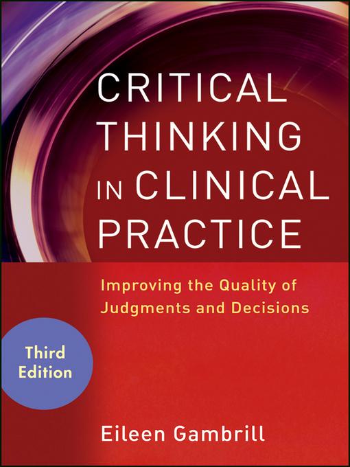 critical thinking case study let it pour