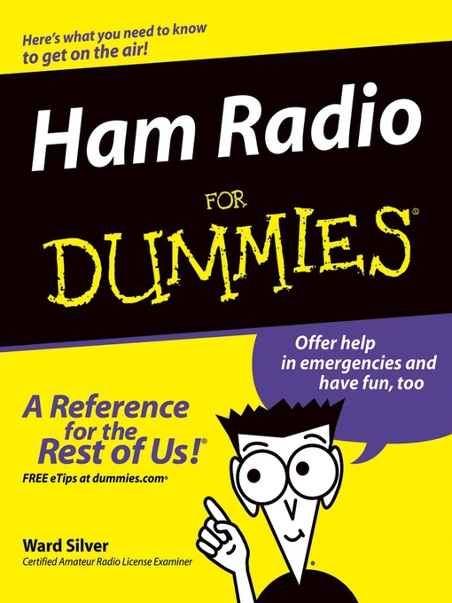 Title details for Ham Radio For Dummies by H. Ward Silver - Wait list