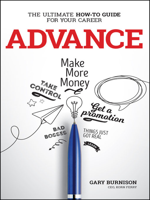 Title details for Advance by Gary Burnison - Available