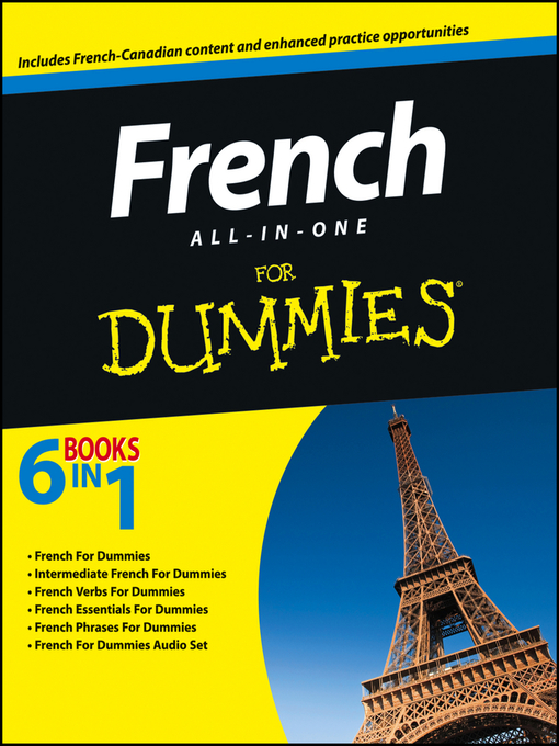 Title details for French All-in-One For Dummies by Consumer Dummies - Available