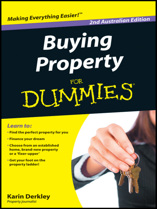 Title details for Buying Property For Dummies by Karin Derkley - Available