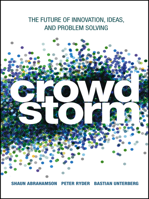 Title details for Crowdstorm by Shaun Abrahamson - Available