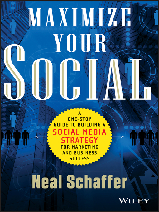Cover of Maximize Your Social