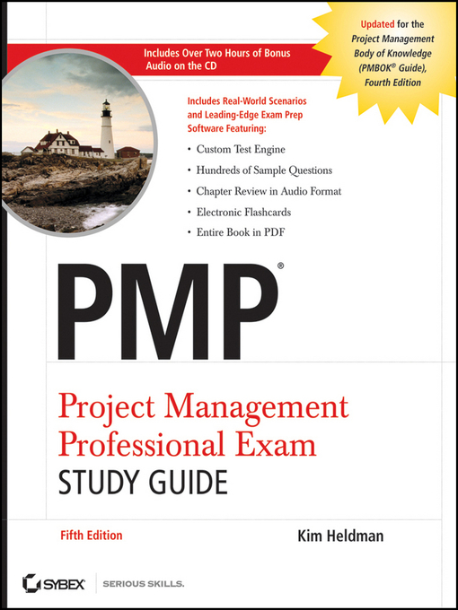 Pmp Project Management Professional Exam Study Guide National