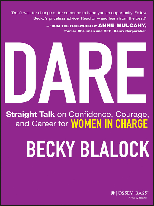 Title details for Dare by Becky Blalock - Available