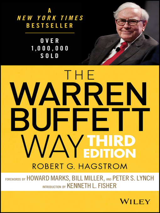 Title details for The Warren Buffett Way by Robert G. Hagstrom - Available
