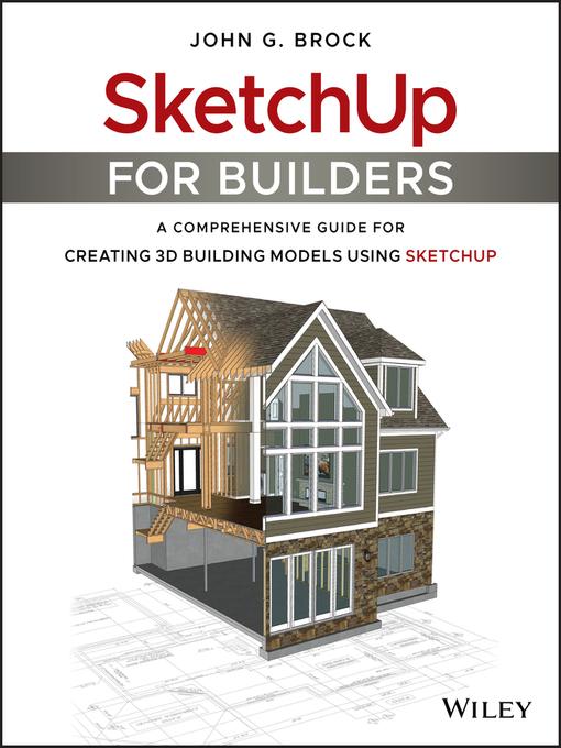 Title details for SketchUp for Builders by John G. Brock - Wait list